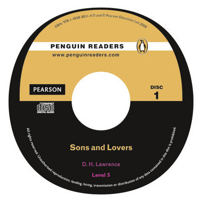 """Sons and Lovers"" Book/CD Pack: Level 5 - Penguin Readers (Graded Readers)"