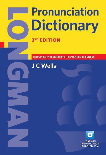Longman Pronunciation Dictionary Paper and CD-ROM Pack 3rd Edition - Longman Pronunciation Dictionary