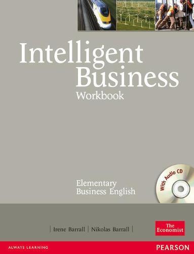 Intelligent Business Elementary Workbook/Audio CD Pack - Intelligent Business
