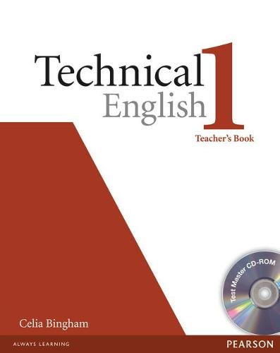 Technical English Level 1 Teachers Book/Test Master CD-Rom Pack - Technical English