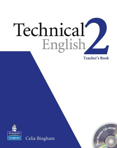 Technical English Level 2 Teachers Book/Test Master CD-Rom Pack - Technical English