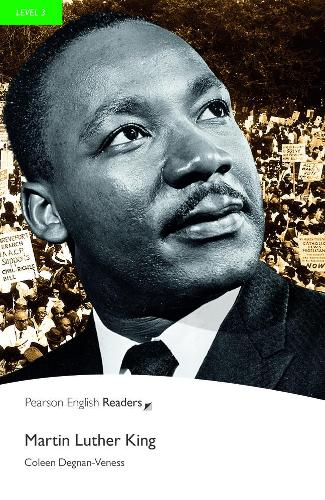 Level 3: Martin Luther King - Pearson English Graded Readers (Paperback)