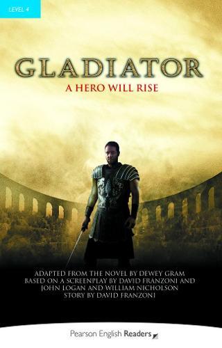 Level 4: Gladiator - Pearson English Graded Readers (Paperback)