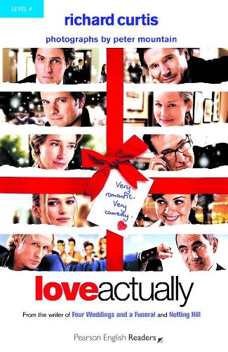 Level 4: Love Actually - Pearson English Graded Readers (Paperback)