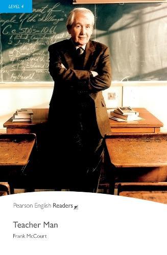 Level 4: Teacher Man - Pearson English Graded Readers (Paperback)