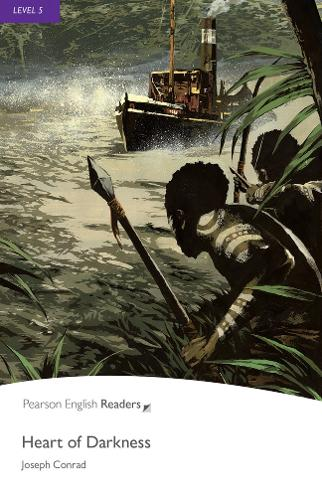 Level 5: Heart of Darkness - Pearson English Graded Readers (Paperback)