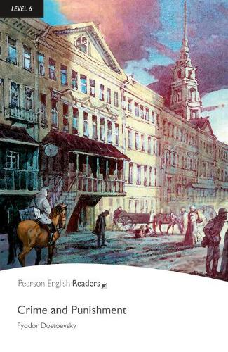 Level 6: Crime and Punishment - Pearson English Graded Readers (Paperback)