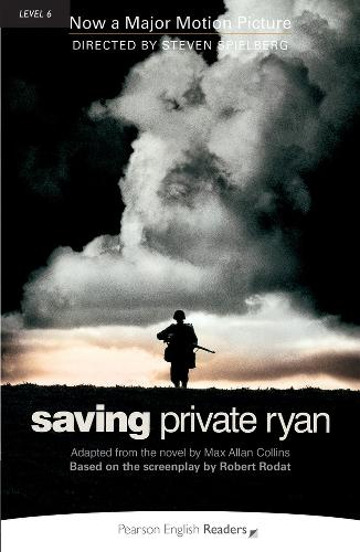 Level 6: Saving Private Ryan - Pearson English Graded Readers (Paperback)