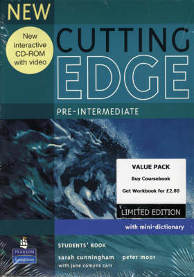 ELT Value Pack Cutting Edge Pre-intermediate 2007 - Cutting Edge