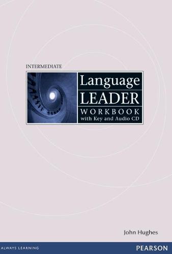 Language Leader Intermediate Workbook with Key and Audio CD Pack - Language Leader