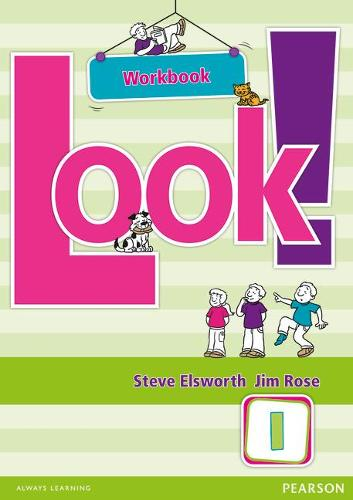 Look!: Look! 1 Workbook Workbook Level 1 - Look! (Paperback)