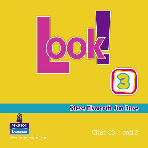 Look! 3 Class CD - Look! (CD-Audio)