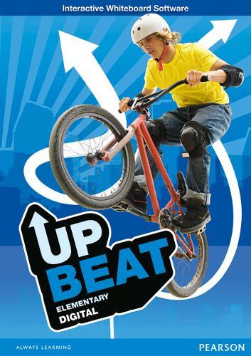 Upbeat Elementary Digital (Interactive Whiteboard Software) - Upbeat (CD-ROM)