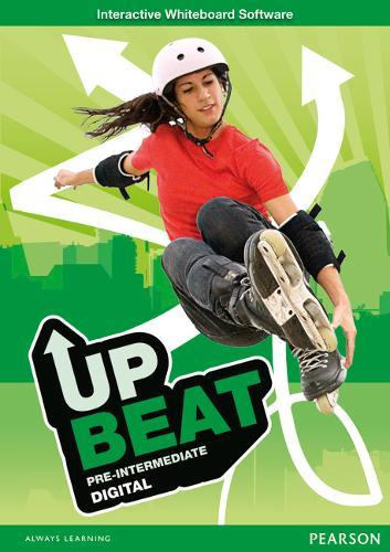 Upbeat Pre-Intermediate Digital (Interactive Whiteboard Software) - Upbeat (CD-ROM)