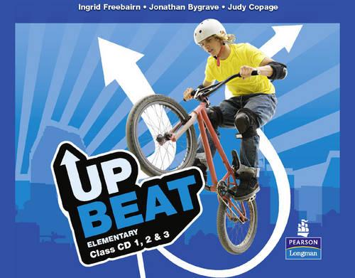 Upbeat Elementary Class CDs (3) - Upbeat (CD-Audio)