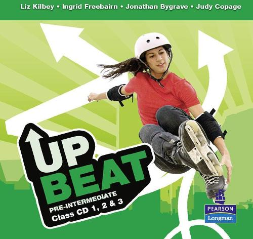 Upbeat Pre-Intermediate Class CDs (3) - Upbeat (CD-Audio)