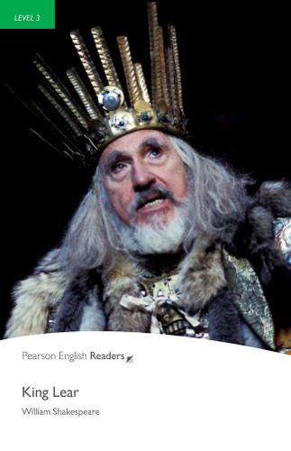 PLPR3:King Lear CD for Pack - Penguin Readers (Graded Readers) (Paperback)