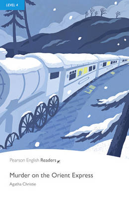 Level 4: Murder on the Orient Express - Pearson English Graded Readers (Paperback)