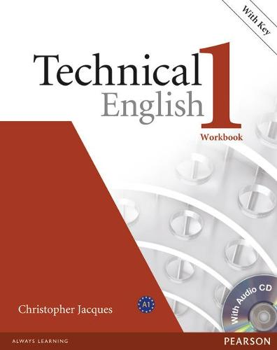 Technical English Level 1 Workbook with Key/CD Pack - Technical English