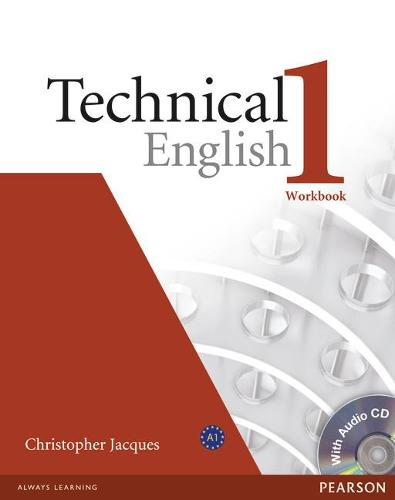 Technical English Level 1 Workbook without Key/CD Pack - Technical English