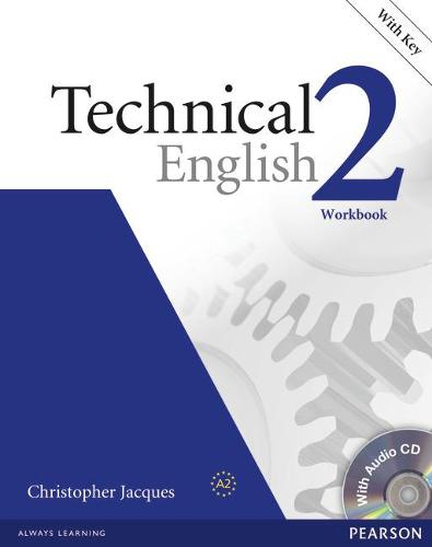 Technical English Level 2 Workbook with Key/CD Pack - Technical English