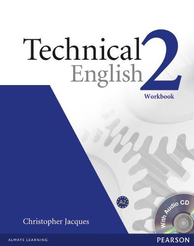 Technical English Level 2 Workbook without Key/CD Pack - Technical English