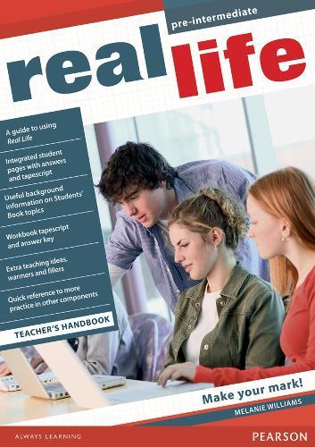 Real Life Global Pre-Intermediate Teacher's Handbook - Real Life (Paperback)