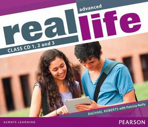 Real Life Global Advanced Class CDs 1-3 - Real Life (CD-Audio)