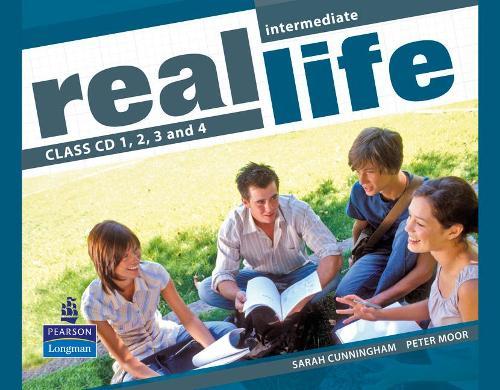 Real Life Global Intermediate Class CD 1-3 - Real Life (CD-Audio)