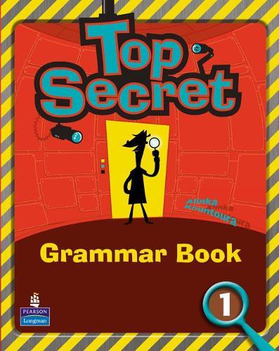 Top Secret Grammar 1 - Discover English (Paperback)