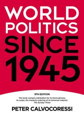 World Politics since 1945 (Paperback)