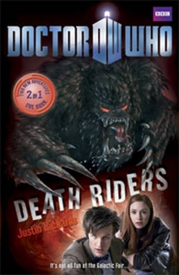 Doctor Who: Heart of Stone / Death Riders - Doctor Who Book 1 (Paperback)