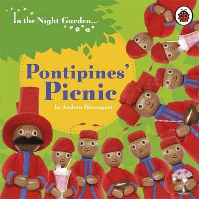 In the Night Garden: The Pontipines' Picnic - In the Night Garden 122 (Board book)