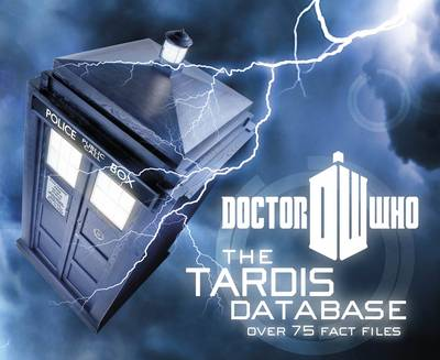 Doctor Who: TARDIS Database (Hardback)