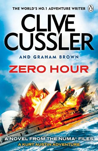 Zero Hour: NUMA Files #11 - The NUMA Files (Paperback)