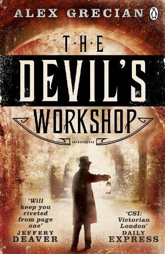 The Devil's Workshop: Scotland Yard Murder Squad Book 3 - Scotland Yard Murder Squad (Paperback)