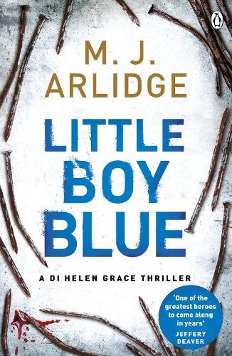 Little Boy Blue: DI Helen Grace 5 - Detective Inspector Helen Grace (Paperback)