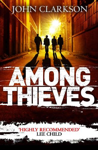 Among Thieves - James Beck (Paperback)