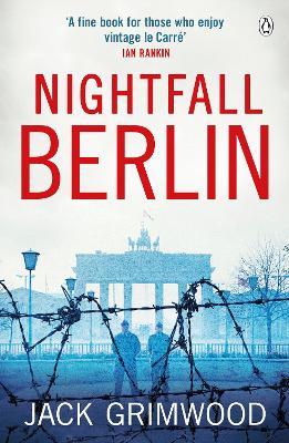Nightfall Berlin: 'The new Le Carre' BBC Radio 2 The Sara Cox Show (Paperback)