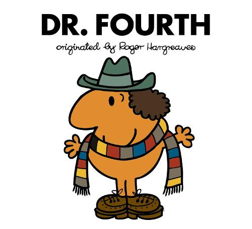Doctor Who: Dr. Fourth (Roger Hargreaves) - Roger Hargreaves Doctor Who (Paperback)