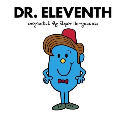 Doctor Who: Dr. Eleventh (Roger Hargreaves) - Roger Hargreaves Doctor Who (Paperback)