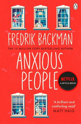 Anxious People (Paperback)