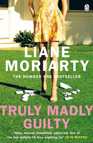 Truly Madly Guilty: From the bestselling author of Big Little Lies, now an award winning TV series (Paperback)