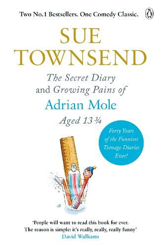 The Secret Diary & Growing Pains of Adrian Mole Aged 13 3/4