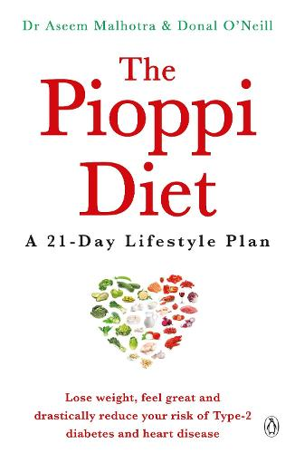 The Pioppi Diet: A 21-Day Lifestyle Plan.  (Paperback)