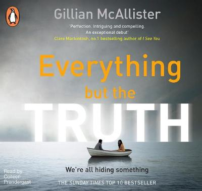 Everything but the Truth (CD-Audio)