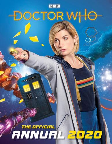 Doctor Who: Official Annual 2020 (Hardback)