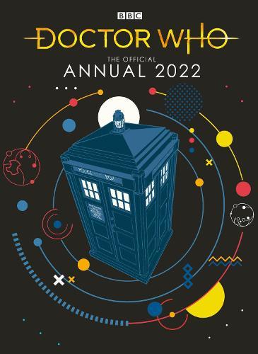 Doctor Who Annual 2022 (Hardback)