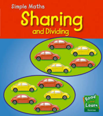 Sharing - Read and Learn: Simple Maths (Paperback)