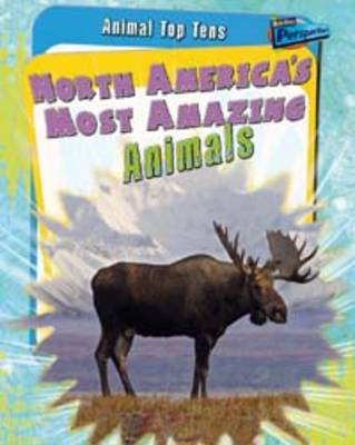 Animal Top Tens: Pack B of 4 - Raintree Perspectives: Animal Top Tens (Hardback)